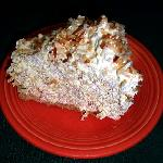 Grammy Wolf's Coconut Cream Pie!