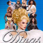 An all-star cast of female impersonators!