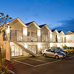 ‪Airport Christchurch Luxury Motel & Apartments‬