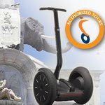Catania Segway PT Tour authorized by CSTRents