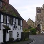 Foto de Tudor Cottage Bed and Breakfast