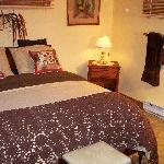 Apartment suite bedroom 2