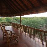 Photo de Kubu Safari Lodge