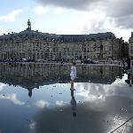  Le miroir d&#39;eau