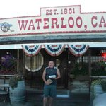 The Waterloo Restaurant