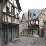  old town Dinan