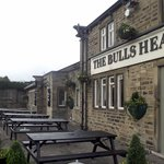 Bulls Head - great food, fine wine and superb service with value and