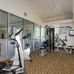 MIComfort Inn Fitness Center
