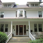 The beautiful White Oak Inn B&B