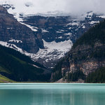 Lake Louise (glacier blue)