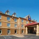 Comfort Inn and Suites Airport and Expo