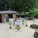 Foto di Tara Beach Bungalows Resort