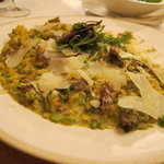 Beef cheek risotto - doesnt look good, doesnt taste good