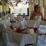 THE DECORATED TABLES