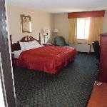  King rooms with juccuzi available