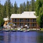 Big Bear Lake Front Lodge