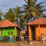 Photo de Madhu Coconut Beach Huts