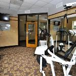  NCComfort Inn ICEFitness Center