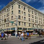 The Historic Plains Hotel Cheyenne