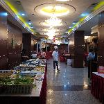 Kingdom hotel restaurant