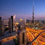 Dusit Dubai (Sheikh Zayed Road.)