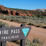 Wire Pass Trail (Buckskin Gulch access)