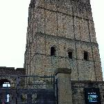 Richmond castle, just minuets work for Eliza House.