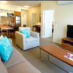 Large Living & Dining Areas