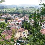 The town of Greve