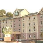 Exterior - Savannah Suites Newport News