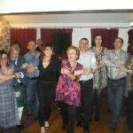  Should auld acquaintance be forgot...  Hogmanay hootenanny 2011