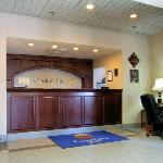 Photo de The Blacksburg Comfort Inn Hotel