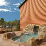 Comfort Suites Rapid River Lodge Foto