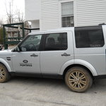 Land Rover 4 x 4 Driving School