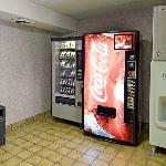  Vending Machine Area