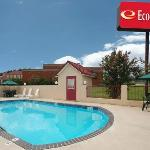 Econo Lodge Clinton照片