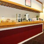 Econo Lodge Perry resmi
