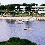Foto de Green Harbor Waterfront Lodging