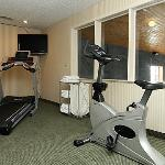 NMQuality Inn FITNESSROOM