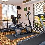  Fitness Room ALQuality Inn
