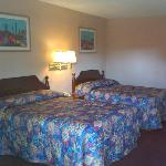  Parkway Inn Arlington TXBed