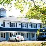 University Lodge in Amherst resmi