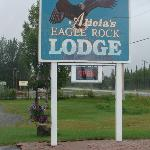 Alicia's Eagle Rock Lodge resmi