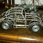 Wire Volkswagon from Kenya