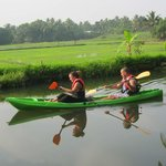 Kerala Kayaking