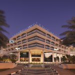 Al Bustan Rotana Hotel (Casablanca Doad Garhoud Area Po Box 30880)