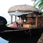 My click of House boat
