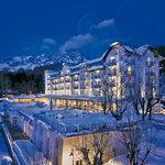 Cristallo Hotel Spa &amp; Golf Cortina D&#39;Ampezzo