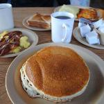 Breakfast at Route 66 Cafe