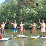 Stand Up Paddle Lessons - Turtle's Paddle Adventures